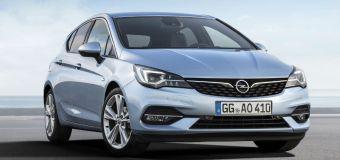 Το Facelift του Opel Astra