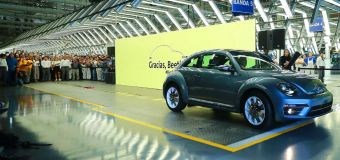 Το οριστικό τέλος του VW Beetle