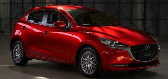 Ανανέωση για το Mazda 2