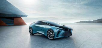 Το μέλλον της Lexus είναι στο LF-30