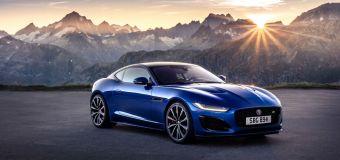 Η ομορφιά της Jaguar βρίσκεται στην ανανεωμένη F-Type