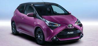 Επιβεβαιώθηκε η τρίτη γενιά του Toyota AYGO