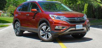 Ανακαλούνται 1.061 Honda Civic, CR-V και HR-V