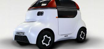 Το ηλεκτρικό αυτόνομο όχημα με τη σφραγίδα του Gordon Murray