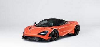 Η νέα McLaren 765LT