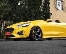 Η μετατροπή ενός Ford Focus σε Speedster