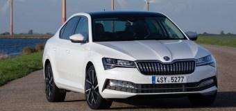 Η plug-in Hybrid Superb iV στην ελληνική αγορά