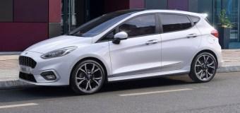 Μικρή ανανέωση στο Fiesta με Mild-Hybrid εκδόσεις