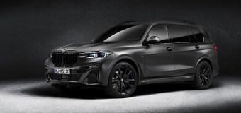 "H ""σκοτεινή"" έκδοση της BMW X7"