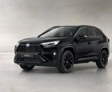 Η Black Edition του Toyota RAV4 Hybrid