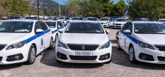 62 νέα οχήματα στην ΕΛ.ΑΣ.