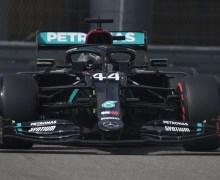 Επεισοδιακό Q2, με Poleman τον Hamilton στη Ρωσία