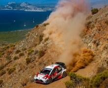Νικητής ο Elfyn Evans στο Rally Τουρκίας