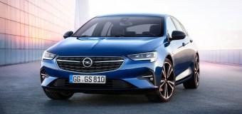 Νέοι κινητήρες για το Opel Insignia