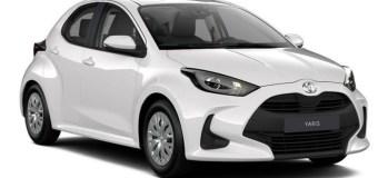 Η πιο οικονομική έκδοση του Toyota Yaris