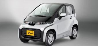 Το νέο Toyota C + pod