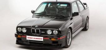 Μια συλλεκτική BMW M3 Sport Evolution προς πώληση