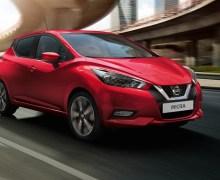 Ανανεωμένο Nissan Micra από 14.990€