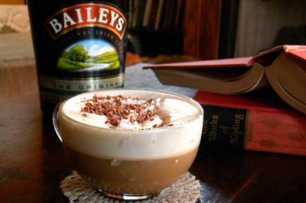 Chocolate Kahlua Vodka Drinks