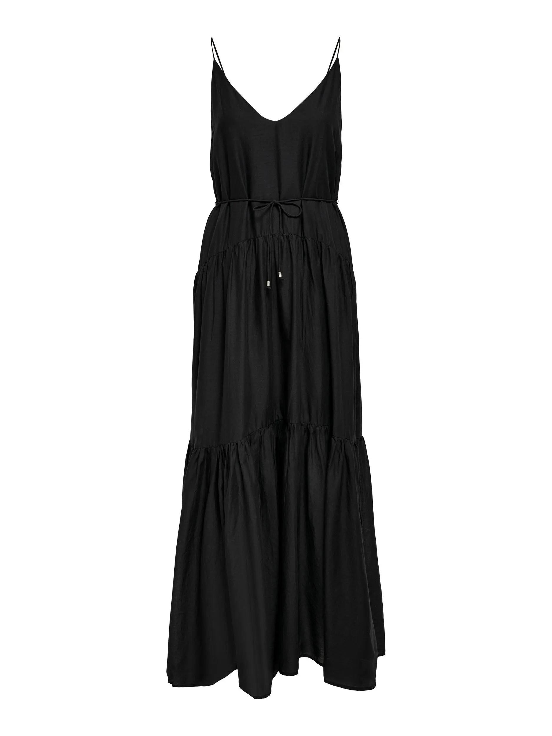 Only Onlwinner SL Maxidress Noos WVN Robe Femme
