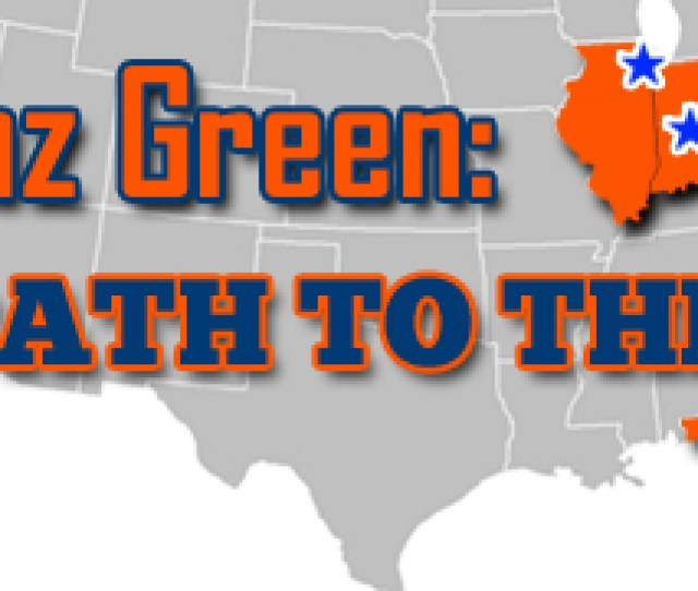 Through The 2015 Nfl Draft From April 30 To May 2 In Chicago Illinois Florida Gators Offensive Lineman Chaz Green Will Keep You Up To Date On His Path To