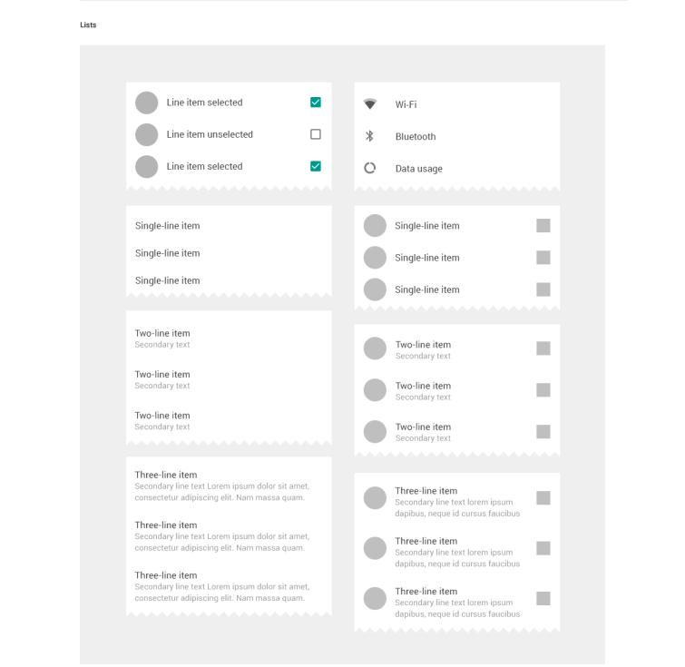 Huge Material Design GUI Kit previews_03