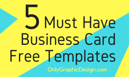 5 Must Have Business Card Templates Vol.01