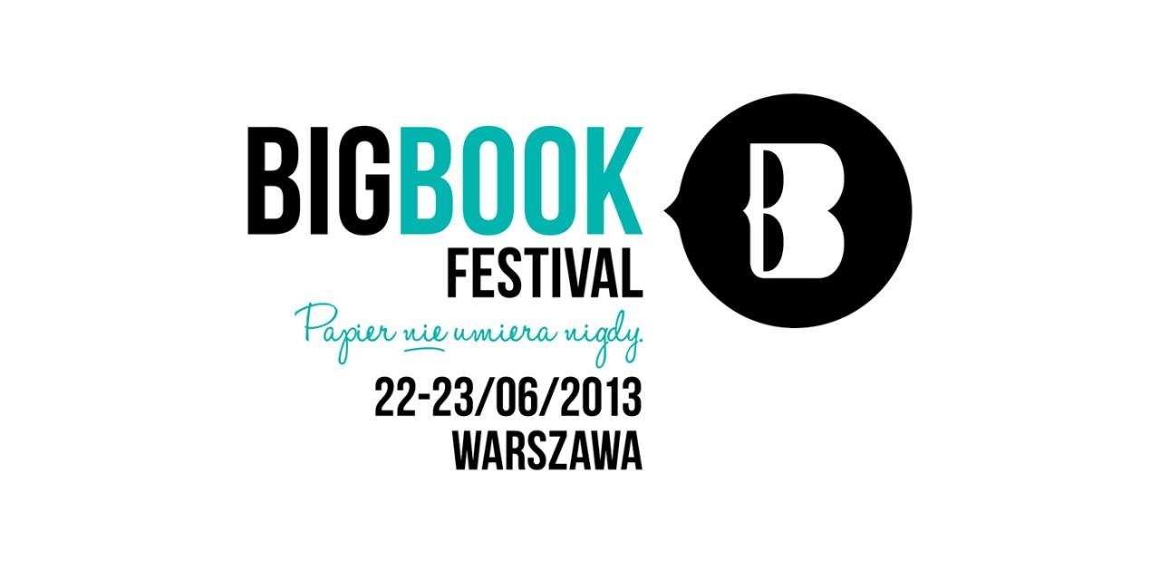 Big Book Festival Identity