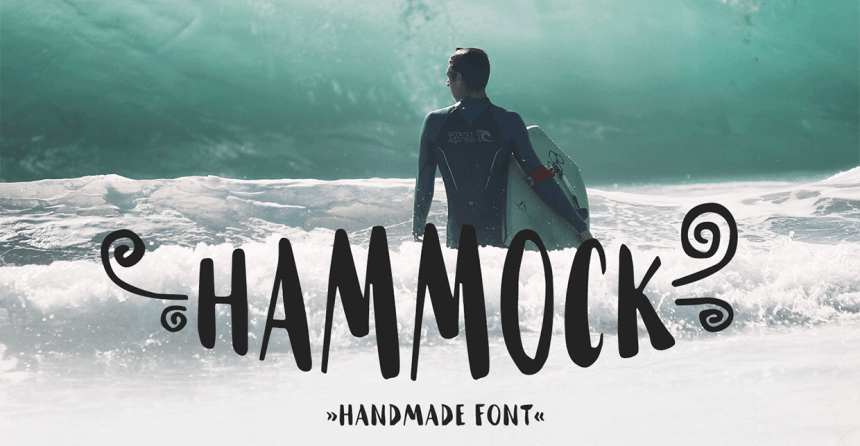 Hammock-free-font-cover