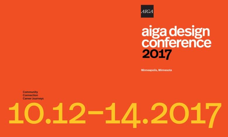 2017 AIGA Design Conference