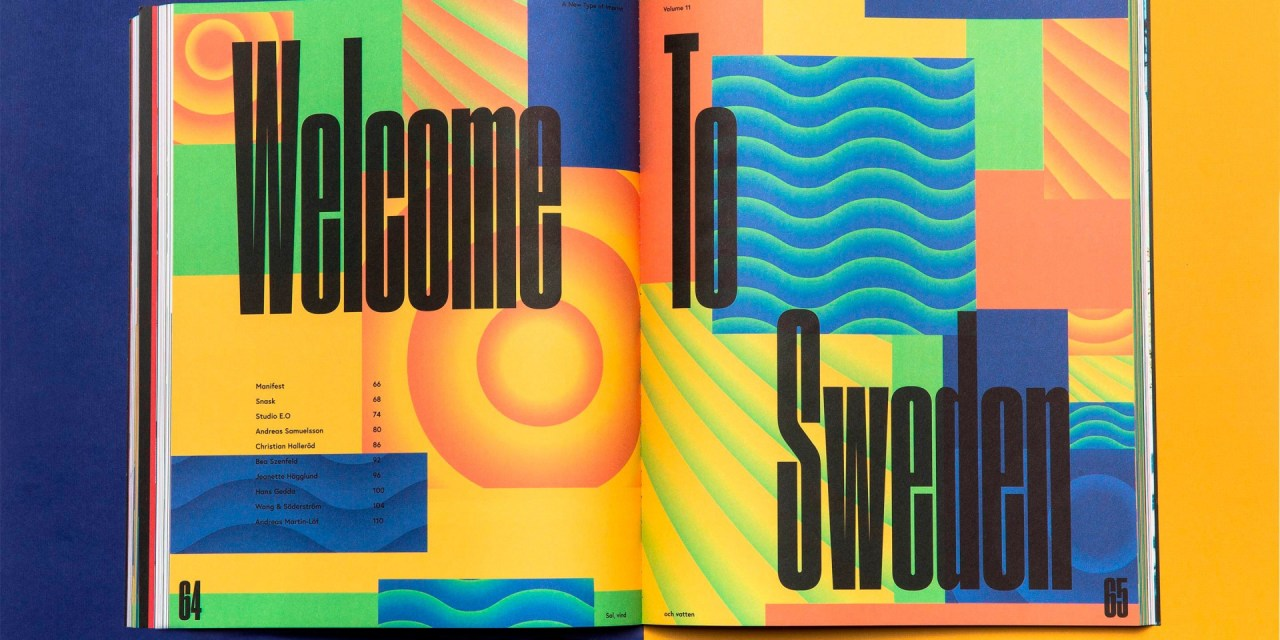 A New Type of Imprint: Welcome to Sweden