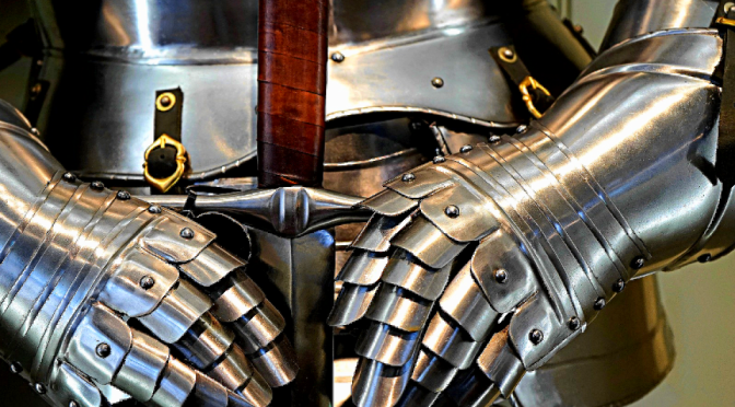 The Secret To Mastering Spiritual Warfare: Armor Of God