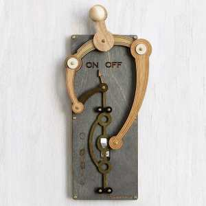 toggle switch plate by lance jr sr1