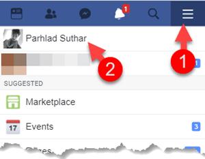 open-facebook-profile