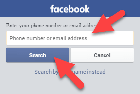 search-id facebook reset password allautoliker