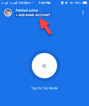google-pay-me-bank-account-add-kaise-kare