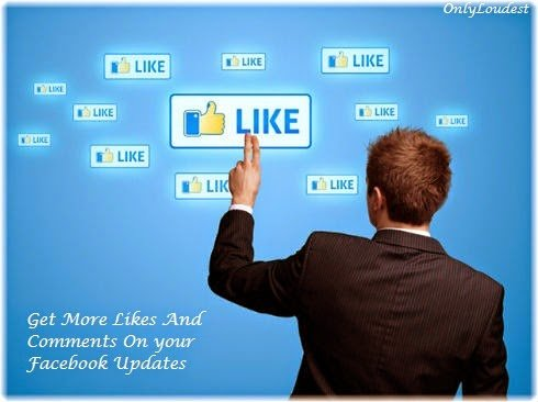 how to get facebook likes and comments