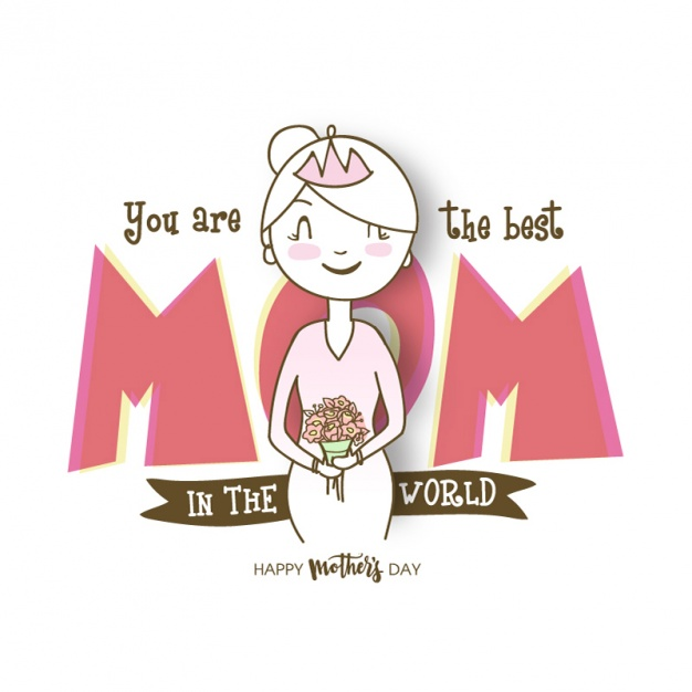 Mother's Day Messages in English