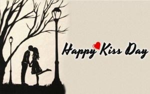 valentine's day kiss images