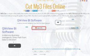 Cutmp3,線上裁剪mp3,自己製作手機鈴聲