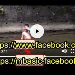 免工具,www改成mbasic,就可以直接下載facebook影片。