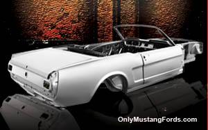 1966 dynacorn mustang body