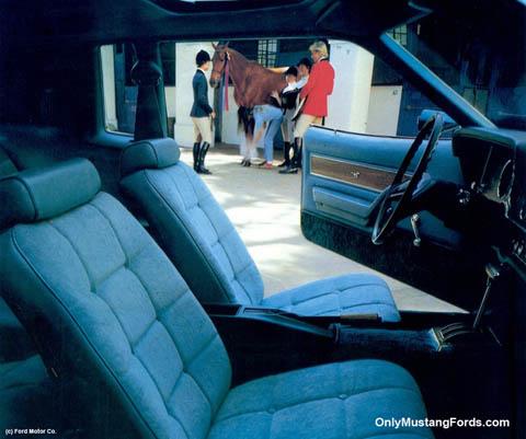 1977 ghia velour interior