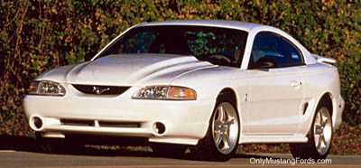 1995 ford mustang cobra r