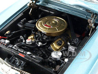 1965 mustang engine diecast
