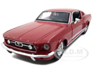 1967 ford mustang gt diecast