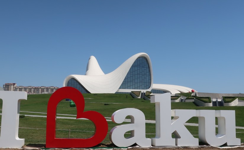A weekend in Baku