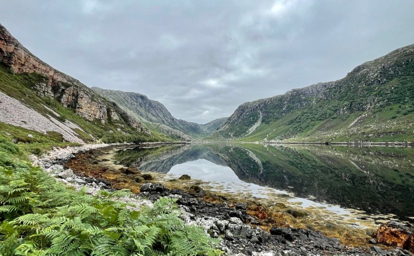 Completing the Cape Wrath Trail