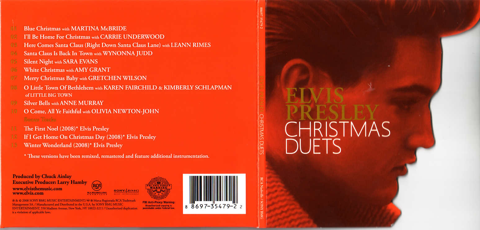 Image result for image, photo, picture, elvis christmas duets