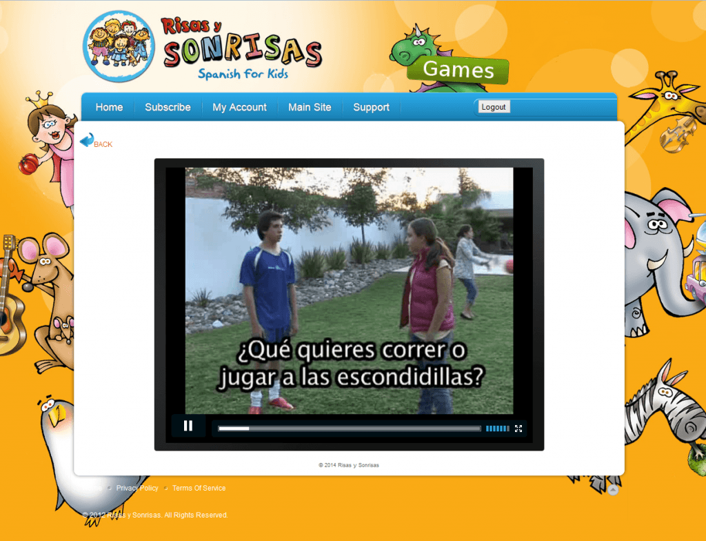 Risas Y Sonrisas Homeschool Spanish Program Review Only Passionate Curiosity